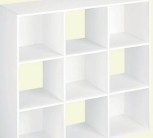 shop organizer storage rack system